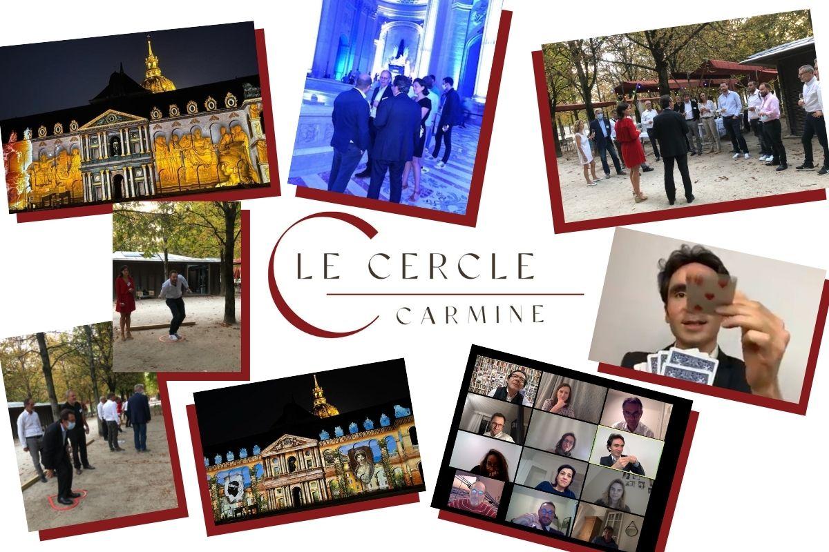 Cercle Carmine Evénements